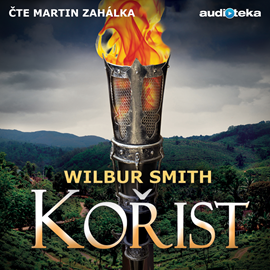 Audiokniha Kořist  - autor Wilbur Smith;Tom Harper   - interpret Martin Zahálka