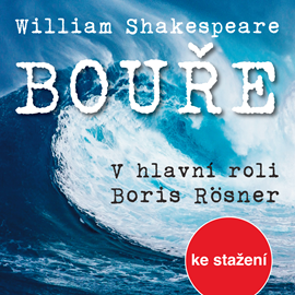 Audiokniha William Shakespeare: Bouře  - autor William Shakespeare   - interpret více herců