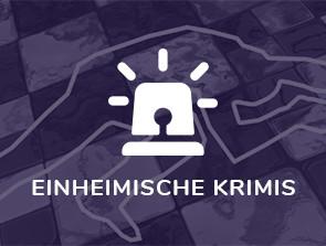 Von Alpen bis zur Nordee: Einheimische Krimis