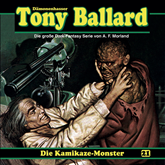 Die Kamikaze-Monster (Tony Ballard 21)