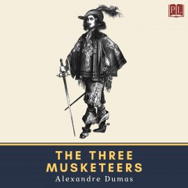 Hörbuch The Three Musketeers  - Autor Alexandre Dumas   - gelesen von Daniel Duffy