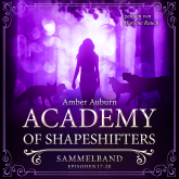 Academy of Shapeshifters - Sammelband 5