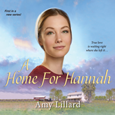 A Home for Hannah (Amish of Pontotoc 1)