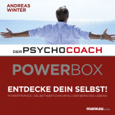 Hörbuch Der Psychocoach: Power-Box  - Autor Andreas Winter   - gelesen von Andreas Winter