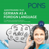PONS Audiotraining Plus - German as a Foreign Language