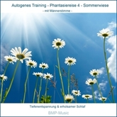 Autogenes Training - Phantasiereise, Vol. 4 - Sommerwiese - Tiefenentspannung & erholsamer Schlaf