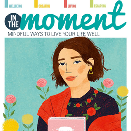 Hörbuch Meaningful Ways To Stay Connected (In The Moment - Mindful Ways to Live Your Life Well)  - Autor Anna Alicia   - gelesen von Olivia Mace