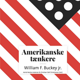 Amerikanske taenkere - William F. Buckley jr.
