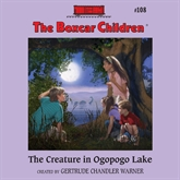 The Creature in Ogopogo Lake