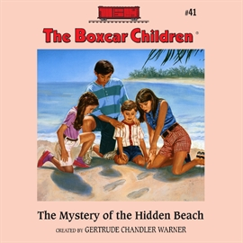 Hörbuch The Mystery of the Hidden Beach  - Autor Aimee Lilly   - gelesen von Gertrude Warner