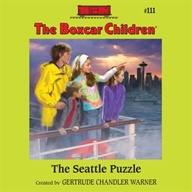 Hörbuch The Seattle Puzzle  - Autor Aimee Lilly   - gelesen von Gertrude Warner