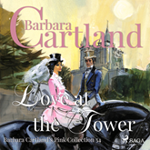 Love at the Tower (Barbara Cartland's Pink Collection 54)