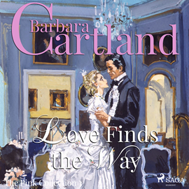 Hörbuch Love Finds the Way (The Pink Collection 3)  - Autor Barbara Cartland   - gelesen von Anthony Wren