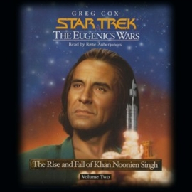 Hörbuch STAR TREK: THE EUGENICS WARS, VOLUME #2  - Autor Greg Cox