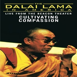 Hörbuch The Dalai Lama in America:Cultivating Compassion  - Autor His Holiness the Dalai Lama   - gelesen von His Holiness the Dalai Lama
