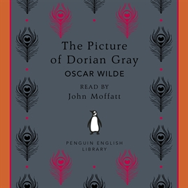 Hörbuch The Picture of Dorian Gray  - Autor Oscar Wilde   - gelesen von John Moffatt