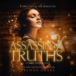 Hörbuch Assassin of Truths (Library Jumpers, Book 3)  - Autor Brenda Drake   - gelesen von Devon Sorvari