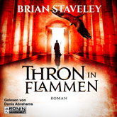 Thron in Flammen (Die Thron Trilogie 2)