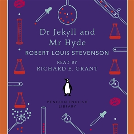 Hörbuch Dr Jekyll and Mr Hyde  - Autor Robert Louis Stevenson   - gelesen von Jonathan Hyde
