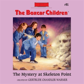 Hörbuch The Mystery at Skeleton Point  - Autor Tim Gregory   - gelesen von Gertrude Warner