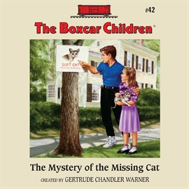 Hörbuch The Mystery of the Missing Cat  - Autor Tim Gregory   - gelesen von Gertrude Warner