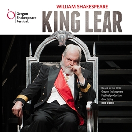 Hörbuch King Lear  - Autor William Shakespeare   - gelesen von a full cast