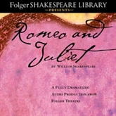 Hörbuch Romeo and Juliet  - Autor William Shakespeare   - gelesen von Full Cast Dramatization