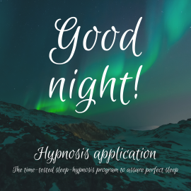 Hörbuch Good night! The Time-Tested Sleep-Hypnosis-Program To Assure Perfect Sleep  - Autor Cheryl Heusser   - gelesen von Ian Brannan