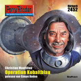 Perry Rhodan 2452: Operation Kobaltblau