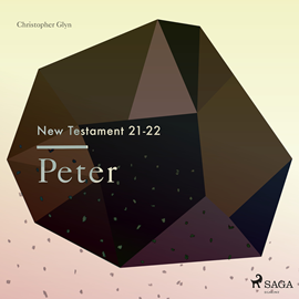 Hörbuch Peter - The New Testament 21-22  - Autor Christopher Glyn   - gelesen von Christopher Glyn