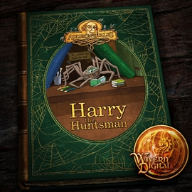 Hörbuch Harry the Huntsman  - Autor Cornelius Addison   - gelesen von Cornelius Addison