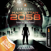 Die Rebellin (Manhattan 2058 2)