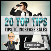 20 Top Tips (Tips to Increase Sales)