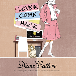 Hörbuch Lover Come Hack (A Madison Night Mystery 6)  - Autor Diane Vallere   - gelesen von Susie Berneis