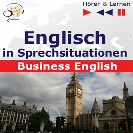"Hörbuch English in Sprachsituationen ""Business English"""