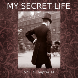 Hörbuch My Secret Life, Vol. 2 Chapter 14  - Autor Dominic Crawford Collins   - gelesen von Dominic Crawford Collins