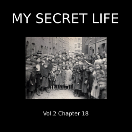 Hörbuch My Secret Life, Vol. 2 Chapter 18  - Autor Dominic Crawford Collins   - gelesen von Dominic Crawford Collins