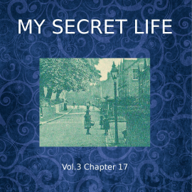 Hörbuch My Secret Life, Vol. 3 Chapter 17  - Autor Dominic Crawford Collins   - gelesen von Dominic Crawford Collins