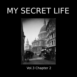 Hörbuch My Secret Life, Vol. 3 Chapter 2  - Autor Dominic Crawford Collins   - gelesen von Dominic Crawford Collins
