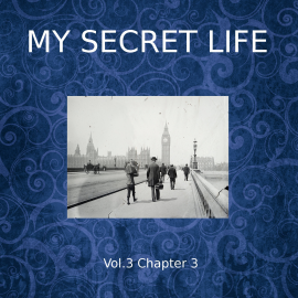 Hörbuch My Secret Life, Vol. 3 Chapter 3  - Autor Dominic Crawford Collins   - gelesen von Dominic Crawford Collins