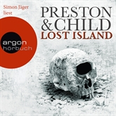 Hörbuch Lost Island - Expedition in den Tod  - Autor Douglas Preston;Lincoln Child   - gelesen von Simon Jäger