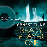 Hörbuch Ready Player One   - Autor Ernest Cline   - gelesen von David Nathan