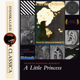 Hörbuch A Little Princess  - Autor Frances Hodgson Burnett   - gelesen von Karen Savage