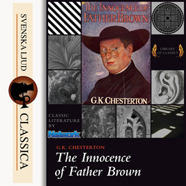Hörbuch The Innocence of Father Brown  - Autor G. K Chesterton   - gelesen von Brian Roberg