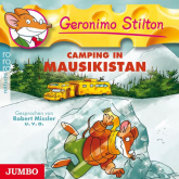 Geronimo Stilton 12 - Camping in Mausikistan