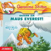 Geronimo Stilton 15 - Gefahr am Mount Everest
