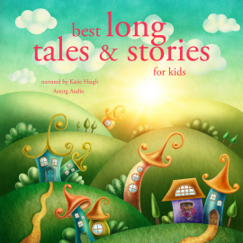 Hörbuch Best long tales and stories  - Autor Grimm   - gelesen von Katie Haigh