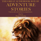 The Great Audiobook Box of Adventure Stories