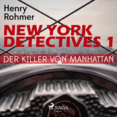 Der Killer von Manhattan - New York Detectives 1