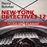 Feuer und Flamme - New York Detectives 12